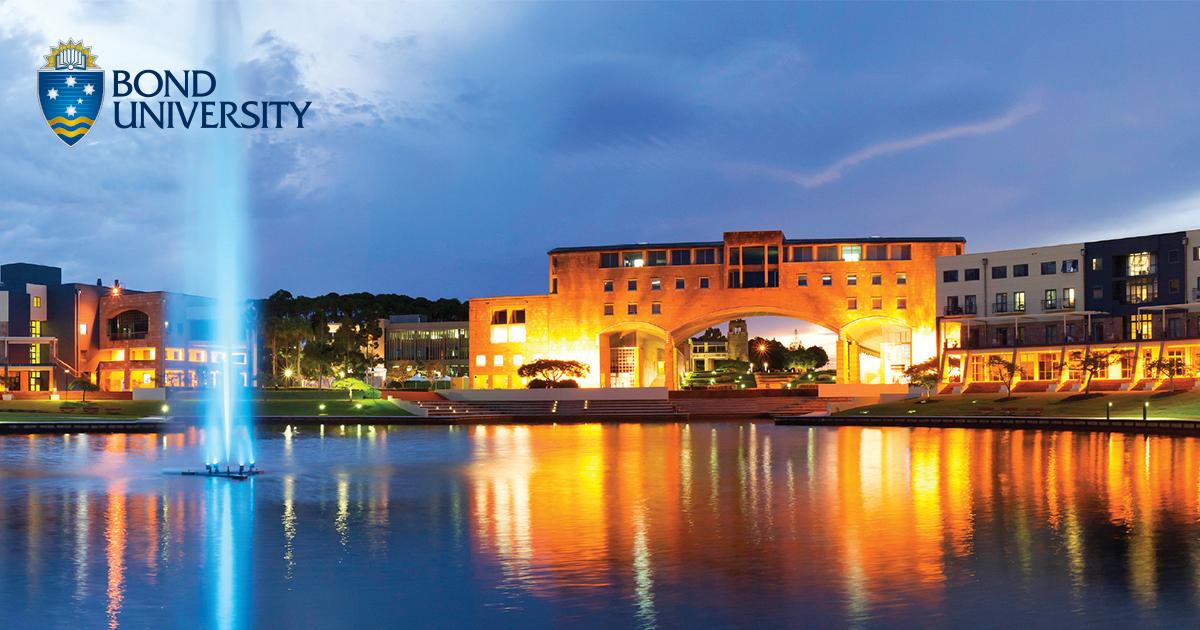 Bond University Gold Coast Queensland Australia