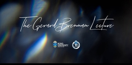 The Gerard Brennan Lecture, 3 October 2019