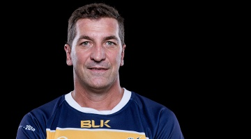 Luca Liussi, Director of Rugby, Strategy and Planning