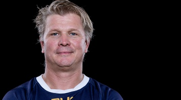 Sean Hedger, Director of Rugby & Performance