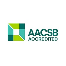 Logo for AACSB accreditation
