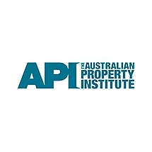 Logo for Australian Property Institute accreditations