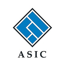 Logo for ASIC
