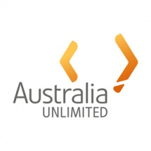 Logo for Australia Unlimited