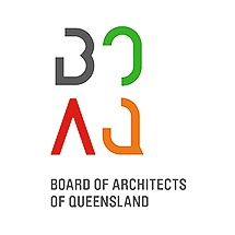 Logo for Board of Architects of Queensland