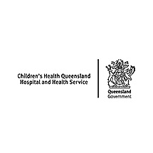 Logo for Children's Health Queensland Hospital and Health Service