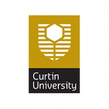 Logo for Curtin University