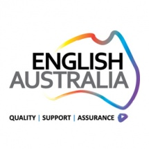 Logo for English Australia