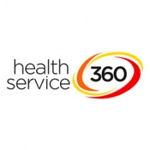Logo for Health Service 360