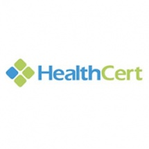 Logo for HealthCert