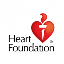 Logo for National Heart Foundation