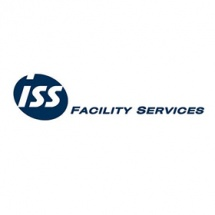 Logo for ISS Facility Services