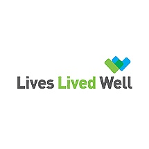 Logo for Headspace Lives Lived Well