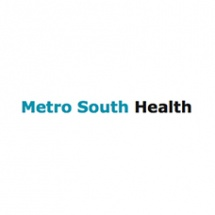 Logo for Metro South Hospital & Health Service
