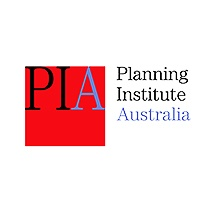 Logo for Planning Institute Australia accreditation