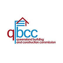 Logo for Queensland Building & Construction Commission accreditation