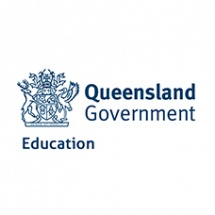 Logo for Education Queensland