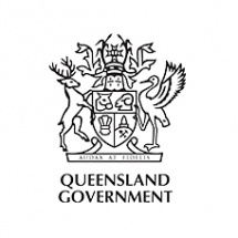 Logo for Department of Environment and Science