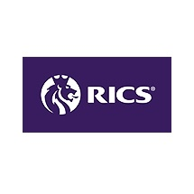 Logo for Royal Institution of Chartered Surveyors accreditation