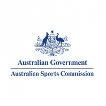 Logo for Australian Sports Commission
