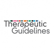 Logo for Therapeutic Guidelines