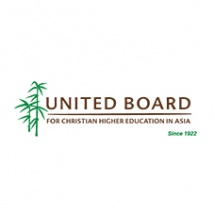Logo for United Board for Christian Higher Education in Asia