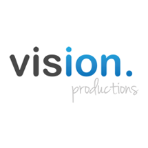 Logo for Vision Productions
