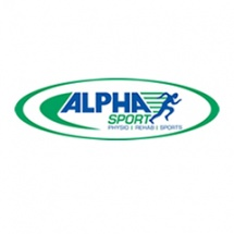 Logo for AlphaSport