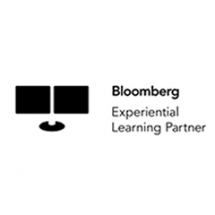 Logo for Bloomberg Experiential Learning Partner