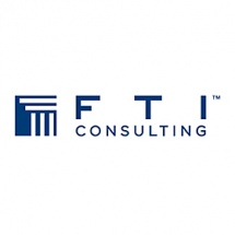 Logo for FTI Consulting