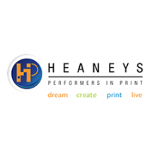 Logo for Heaneys Performers in Print
