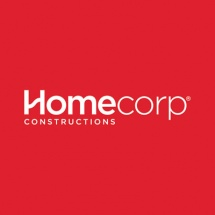 Logo for Homecorp constructions