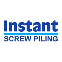 Logo for Instant Screw Piling