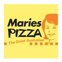 Logo for Maries Pizza