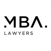 Logo for MBA Lawyers