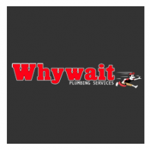Logo for Whywait Plumbing