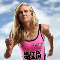 Harriet Brown, Elite Surf Ironwoman & current World Board Race Champion